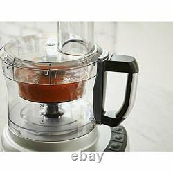 Cuisinart Easy Prep Pro 2 Bowl Food Processor With 1.9L Capacity Stainless