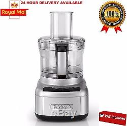 Cuisinart Easy Prep Pro Ultra Powerful Compact Food Processor FP8U with 2 Bowls