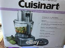 Cuisinart Elemental 13 Cup Food Processor With Dicing D W