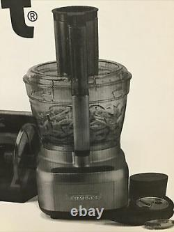 Cuisinart Elemental 13-Cup Food Processor With Spiralizer Factory Refurbished