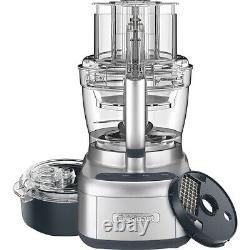 Cuisinart Elemental 13 Cup Food Processor with Dicing Kit Silver FP-13DSV