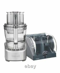 Cuisinart Elemental 13-Cup Food Processor with Spiralizer Stainless Steel