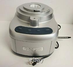 Cuisinart Elemental 13-cup Food Processor with Spiralizer (CFP-26SVPC)