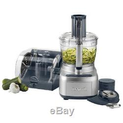 Cuisinart Elemental 13-cup Food Processor with Spiralizer (C) Model CFP-26SVPC