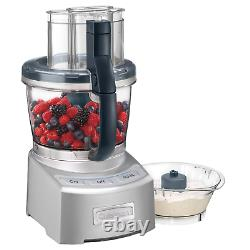 Cuisinart Elite Collection 12-Cup Die Cast Food Processor FREE SHIPPING
