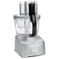 Cuisinart Elite Collection 12 Cup Food Processor in Brushed Chrome