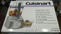 Cuisinart Elite Collection 14-Cup Die Cast Food Processor Silver GallyHo