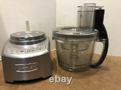 Cuisinart Elite Collection 16 Cup Food Processor FP-16DC with Attachments