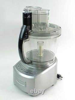 Cuisinart Elite FP-16DC Food Processor 16 Cup with Attachments and Storage Box