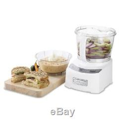 Cuisinart Elite Food Processor 12 Cup 1000 Watt Electronic Touch Pad Control