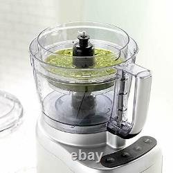 Cuisinart Expert Prep Pro 2 Bowl Food Processor With 3L Capacity Stainless