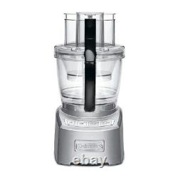 Cuisinart FP14DCN Elite Collection 2.0 14 cup Food Processor and 6Pcs Knife Set