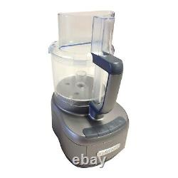 Cuisinart FP-11GM Elemental 11 Cup Food Processor and Storage Containers