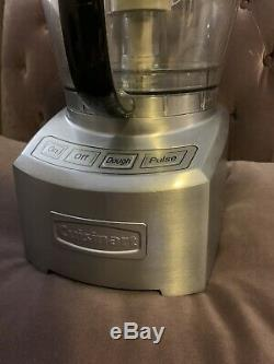 Cuisinart FP-12DC Elite 12-Cup Stainless Heavy Duty Food Processor SHIPS FAST