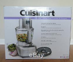 Cuisinart FP-13DSV Elemental 13 Cup Food Processor and Dicing Kit New in Box