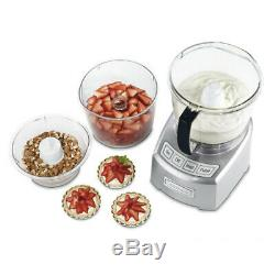 Cuisinart FP-14DCN Elite Collection 2.0 14 Cup Food Processor Brushed Metal