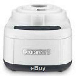Cuisinart Food Processor 11 Cup 3 Speed Reversible Shredding Disc Glossy White