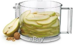 Cuisinart Food Processor 14-Cup Work Bowl Dishwasher-Safe (Brushed Stainless)