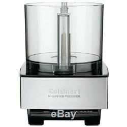 Cuisinart Food Processor 14 Cup Work Bowl Stainless Steel Shredding Slicing Disc
