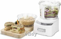 Cuisinart Food Processor Elite Collection 2.0 12 Cup White FP-12
