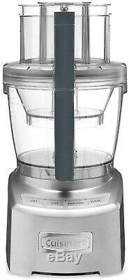 Cuisinart Food Processor Kitchen 14 Cup Large Bowl Fruit Vegetable Chopper Dicer