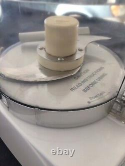 Cuisinart KFP-7TM White 7 Cup Food Processor Never Used