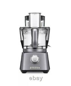 Cuisinart Kitchen Central with Blender, Juicer and Food Processor in Gunmetal