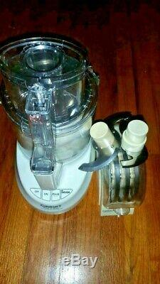 Cuisinart Prep 11 Plus 11 Cup Food Processor With Accessories