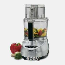 Cuisinart Prep 11 Plus 11 cup Food Processor Discontinued New in Box Free Ship