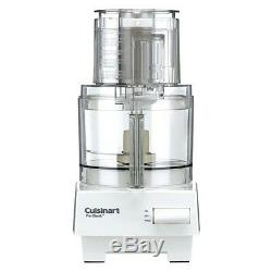 Cuisinart Pro Classic Food Processor 7 Cup capacity White (dlc-10sy)