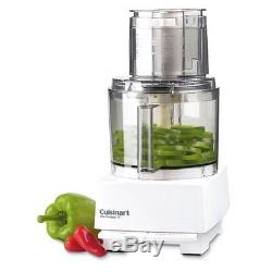Cuisinart Pro Custom 11-Cup Food Processor, White DLC-8SY W
