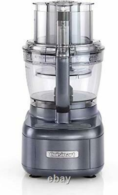 Cuisinart Style Collection Expert Prep Pro 2 Bowl Food Processor With 3L