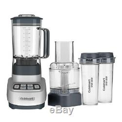 Cuisinart Velocity Ultra Trio 1HP Blender/Food Processor with Travel Cups