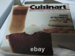 Cuisinart Whisk Attachment DLC-155 for Food Processor DLC-10 Whip Whisk Mix