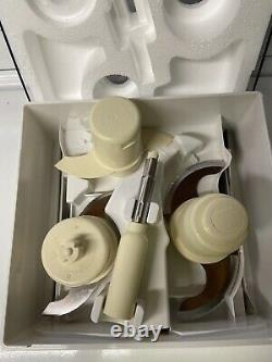 Cuisinart food processor 14 cup Complete In Box Model Fp-14