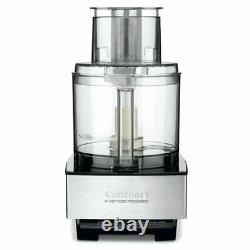 Custom DFP-14BCNY 14 Cup Food Processor, Brushed Stainless Steel