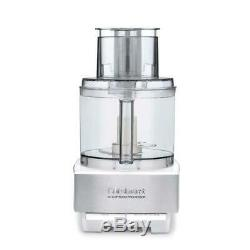 NEW Cuisinart Food Processor 14-Cup Locking Lid Detachable Spindle 2-Speed
