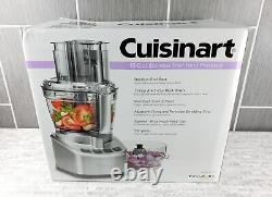 NEW Cuisinart SFP-13 550W 13 Cup Stainless Steel Food Processor BPA Free