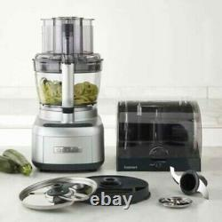 NIB Cuisinart Elemental 13-Cup Food Processor with Spiralizer & Dicer