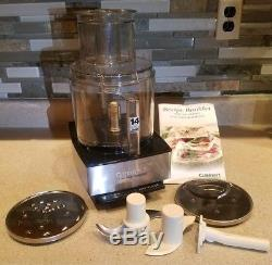 NOT RECALLED! Cuisinart 14-Cup Food Processor DFP-14BCN Brushed Stainless Steel