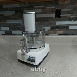 NOT RECALLED! Cuisinart DLC-5 Food Processor, 7-Cup, with Chopping Blade & 3 Discs