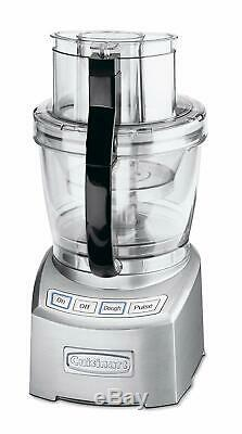 New Cuisinart FP-14DCN Elite Collection 2.0 14 Cup Food Processor, Die Cast