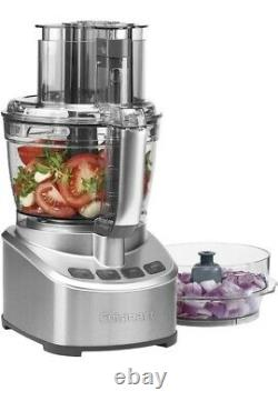New Cuisinart SFP-13 Stainless Steel 13-Cup Food Processor