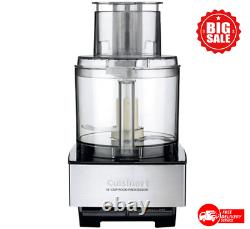 Sale Cuisinart Custom DFP-14BCNY 14 Cup Food Processor, Brushed Stainless Steel