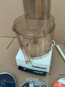 Vintage Cuisinart DLC-X Commercial Food Processor (Good Working Condition)